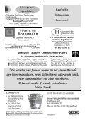 März 2013 - Kirchengemeinde Gustav-Adolf - Page 6