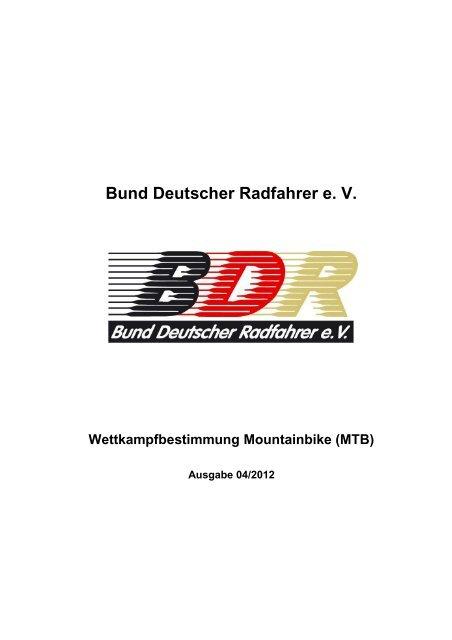 bund deutscher radfahrer