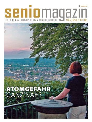 Aachener - Senio Magazin