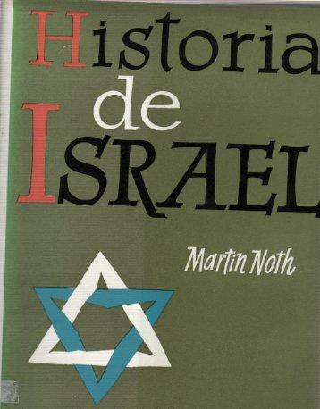 Historia de Israel, por Martin Noth.PDF - El Mundo Bíblico