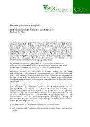 Firma, Organisation - Bundesverband Deutscher Gartenfreunde e. V.