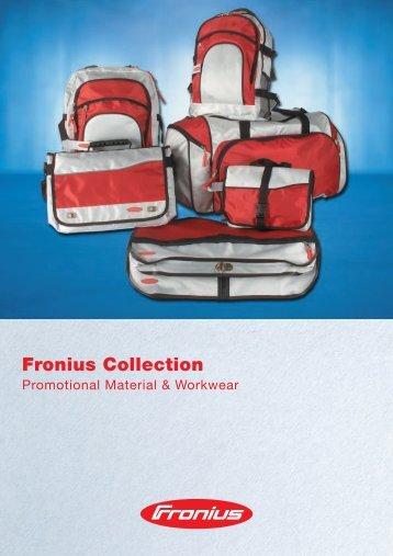 Fronius Collection - Axson Teknik AB