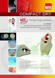 Compact Dry - Carl Roth