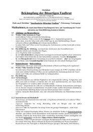 Faulbrut Merkblatt Bekämpfung - Bienenzuchtverein Sulzbach ...