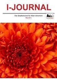 Integrationsjournal Mai 2013 - Lehrerweb