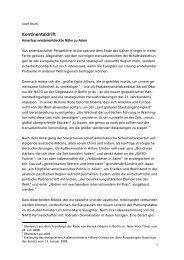 Ausgabe: 04/2010 - Kontinentaldrift - Reader Sicherheitspolitik