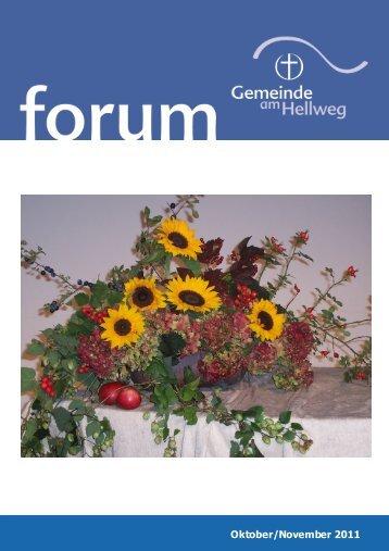 Oktober/November 2011 - FeG Dortmund