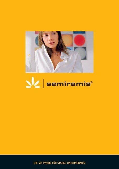 Semiramis Produkt Folder - GECOS GmbH