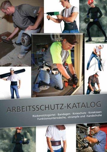 Katalog Ergonomieprodukte - Allprotec.de