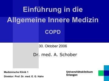 Patientenpräsentation zum Herunterladen - Medizin 1
