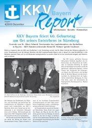 2010-4 KKV Bayern Report (pdf, 1 MB)
