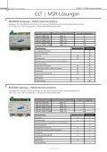 Download Prospekt GLT_MSR Lösungen für DVM-S NASA ... - Page 3