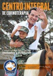 CENTRO DE EQUINOTERAPIA