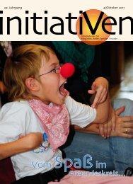 Initiativen - Oktober 2011 - Verein Initiativ für behinderte Kinder und ...