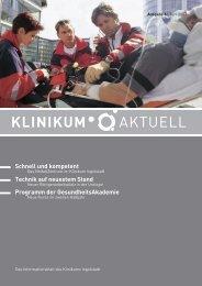 Ausgabe 6 | 2007 - Klinikum Ingolstadt