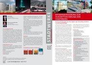 Effizienzsteigerung zur Zukunftssicherung der Stadtwerke - Lean ...