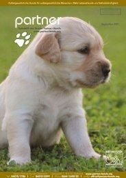 September 2011 - Partner-Hunde Österreich