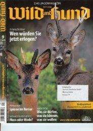 Page 1 Bockjagdratsel Mauser M 03 zu gewinnen PAUL PAREY ...
