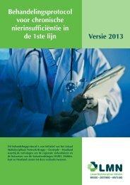 Behandelingsprotocol CNI - LMN   Brugge - Oostende - Houtland