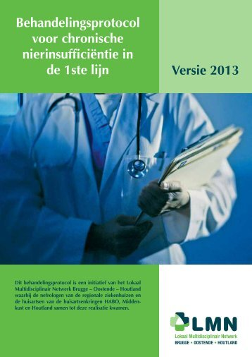 Behandelingsprotocol CNI - LMN | Brugge - Oostende - Houtland