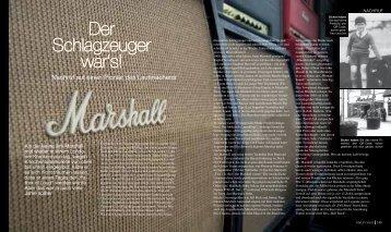 Der Schlagzeuger war's! - Bernhard Galler