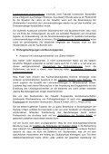 Stellungnahme zum Lehrbericht 2012 zur Vorlage beim ... - Seite 5