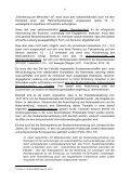 Stellungnahme zum Lehrbericht 2012 zur Vorlage beim ... - Seite 6