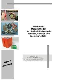PDF-Datei - Arbeitskreis Qualitätskontrolle bei Obst, Gemüse ...