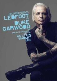 Flyer Ledfoot - Bogen F