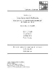PDF - Fachbereich Informatik & Informationswissenschaft