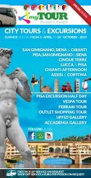 CITY TOURS & EXCURSIONS