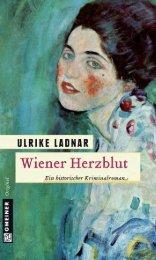 Leseprobe zum Titel: Wiener Herzblut - Die Onleihe