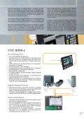 CNC FAGOR 8055 - Fagor Automation - Seite 3