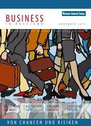Business - MDZ-Moskau