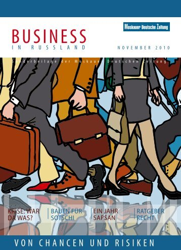 Business - MDZ-Moskau