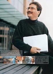 Eine Herztransplantation hat Marcel S. das Leben gerettet ... - Roche