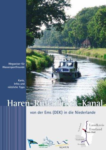 Faltblatt - Niedersächsischer Landesbetrieb für Wasserwirtschaft ...