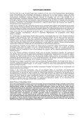 Verkaufsprospekt - LARANSA AG - Page 2