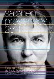 21e édition théâtre du Châtelet   3-19 février - Radio France