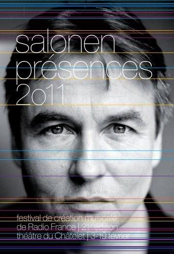 21e édition théâtre du Châtelet | 3-19 février - Radio France