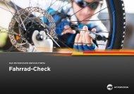 Fahrrad-Check - Motorvision