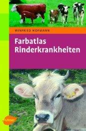 Leseprobe zum Titel: Farbatlas Rinderkrankheiten - Die Onleihe