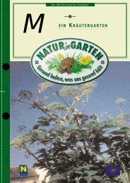 Mein Kräutergarten - Natur im Garten