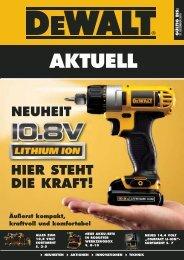 Q3 2010 cordless Section DE:DEWALT Q1 2009  ... - Wewo