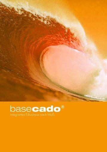 basecado® Info-Broschüre als PDF