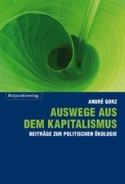 Leseprobe zum Titel: Auswege aus dem Kapitalismus - Die Onleihe
