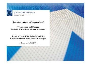 Transparenz und Planung.pdf - Gördes, Rhöse & Collegen ...