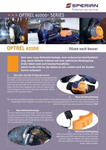 OPTREL e1100