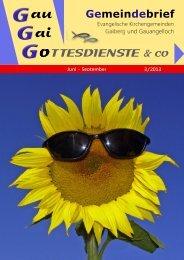 Download - Evangelische Kirchengemeinden Gaiberg und ...