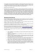 Verhalten im Brandfall / Merkblatt für Erzieherinnen und Erzieher - Seite 3